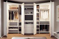Гардеробные. купить / заказать гардеробную комнату в киеве k.