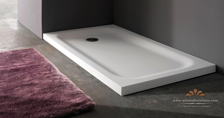 Joy shower tray
