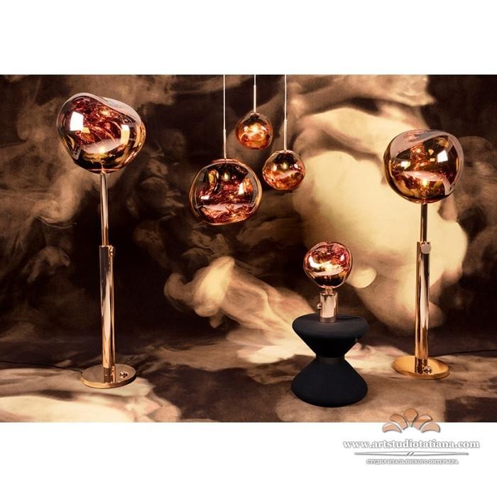Table Light Copper